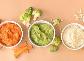 Dinh dưỡng cho trẻ 10-12 tháng
