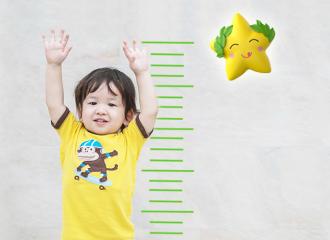 Bổ sung canxi tăng chiều cao cho trẻ