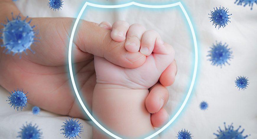 Tăng cường hệ miễn dịch cho trẻ với welmune