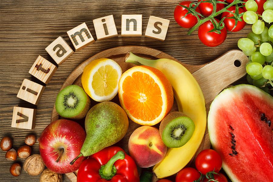 Vitamin rất cần thiết để tăng cường hệ miễn dịch cho trẻ