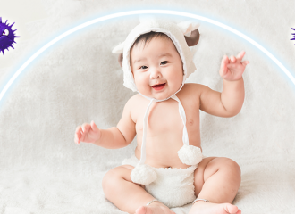 Dinh dưỡng cho hệ miễn dịch ở trẻ 1000 ngày đầu đời