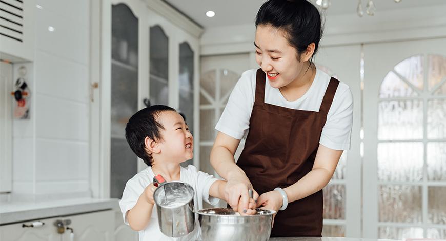 Các hoạt động ở nhà cho bé mùa dịch