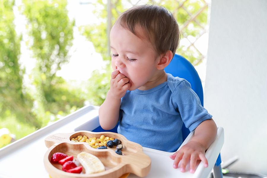 Chất xơ có vai trò quan trọng đối với tiêu hóa của trẻ