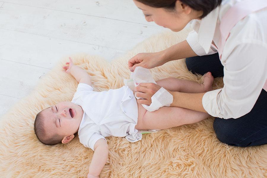 Tiêu chảy là dấu hiệu thiếu kẽm ở trẻ thường thấy