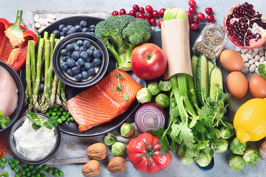 Dinh dưỡng hợp lý giúp trẻ tăng chiều cao tốt hơn