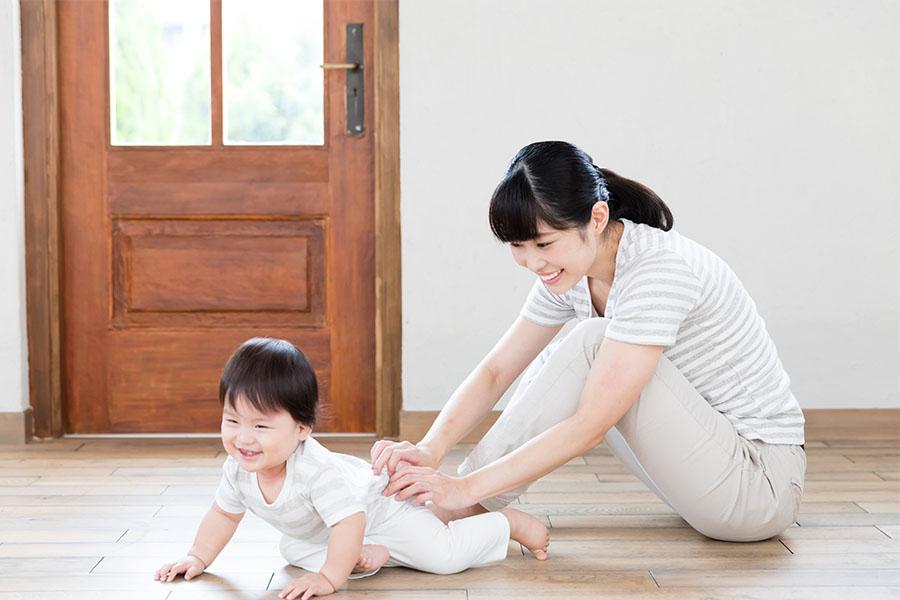 Mẹ hãy cùng đồng hành trong suốt các mốc phát triển của trẻ