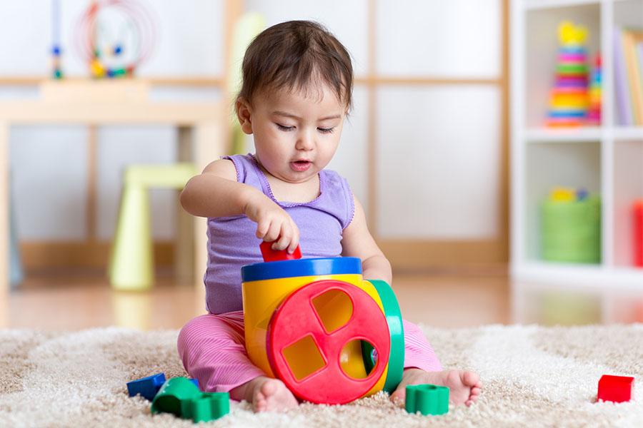 Trò chơi giúp trẻ phát triển trí não